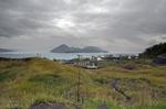 Toya Lake and Nakajima island