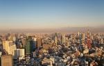Tokyo urban landscape
